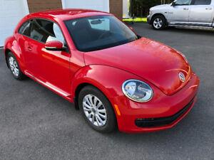 2016 Volkswagen Beetle Coupe (2 door)