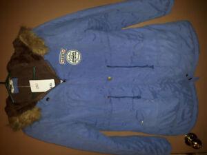 Z & I New Ladies Light Winter Jacket