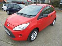 Ford Ka 1.2 2013 MY Studio Connect, Only 19,000 Miles From New!