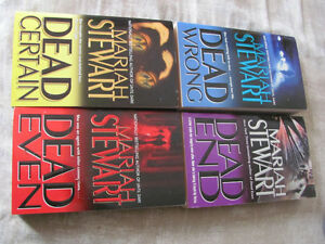 Dean Koontz, Mariah Stewart,and more novels