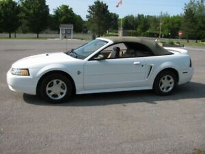 For sale, 1999 Ford Mustang