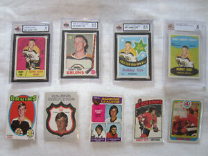 Bobby Orr Hockey Cards