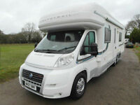 Autotrail Cheyenne 840SE 2007 RHD -Twin Axle - Twin Single Beds