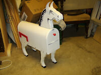 Mail Horse