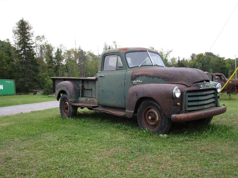 1952 Gmc 1 Ton Pick Up Classic Cars Belleville Kijiji