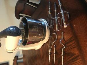 Sunbeam mixer set