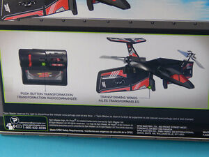 AirHogs Fury Jump Jet-Brand New in Box London Ontario image 5