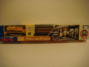 New Tomy Trackmaster trains - Duncan