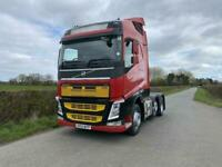 Volvo FH 4 500 6 X 2 Globetrotter Tractor Unit