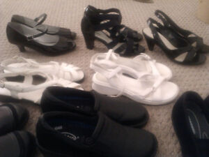 Assorted size 5 shoes