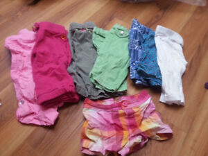 Girl summer clothes - size 3