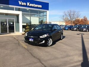 2014 Hyundai Accent GLS, Great style and fuel efficiency