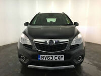 2013 63 VAUXHALL MOKKA EXCLUSIVE CDTI 4X4 1 OWNER SERVICE HISTORY FINANCE PX