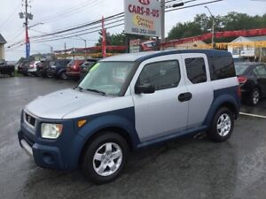 2005 Honda Element AWD FREE 1 YEAR PREMIUM WARRANTY INCLUDED!