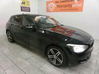 2013 BMW 116 2.0TD ( bhp ) ( s/s ) Sports Hatch d Sport *BUY FOR £50 PER WEEK**