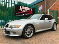 BMW Z3 Coupe 2.8 LHD JAPAN Import M Sport Rare Classic *UK Registered* Z3M POWER
