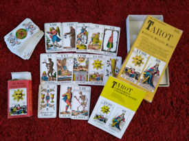 Tarot Cards DeLuxe Edition