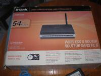 Routeur D-Link / routeur sans fil / WBR-1310