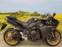 Yamaha YZF-R1 2009** 4135 Miles, Steering Damper, Stomp Grips, Power Modes
