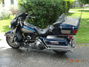 1998 Harley Davidson Ultra Classic Electra Glide