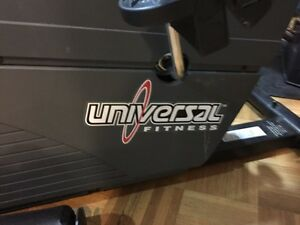 Used Universal fitness exercise bike for sale
