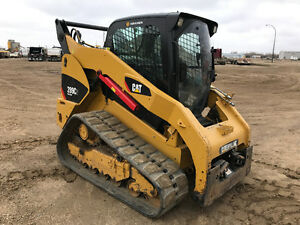 cat skid steer 289c