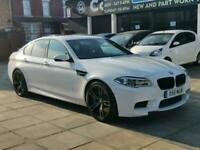 2014 BMW M5 M5 4dr DCT SALOON Petrol Automatic