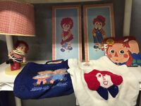 Raggedy Anne Collection