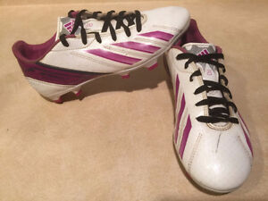 Women's Adidas F10 Outdoor Soccer Cleats Size 6.5 London Ontario image 3