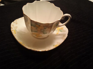 Bone China Teacups