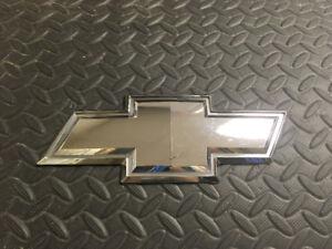 Chevrolet Silverado Suburban Tahoe & Avalanche Chrome Emblem $20