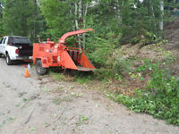 Tree Chipping & Removal Services