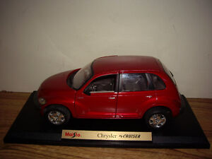 Die cast collectible PT cruiser for sale