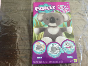 Fuzzeez Koala Craft Kit - NEW unopened