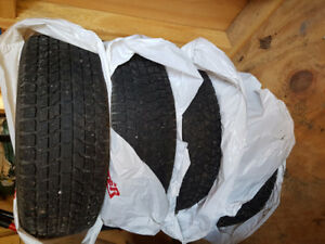 "19"" Winter Snow Tires for sale"