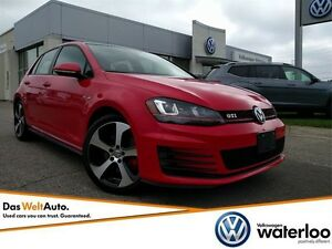 2015 Volkswagen Golf GTI 5-Dr 2.0T Autobahn at DSG Tip - 210HP