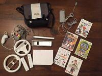 Nintendo Wii + consoles +/- games