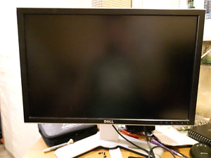 "Dell 24"" monitor for sale"