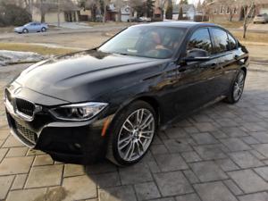 2015 BMW 335i M-Sport x Drive. LOW KM 29300!!!