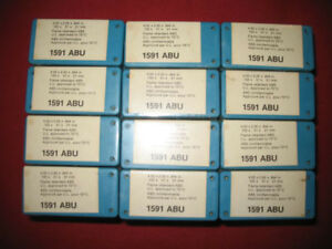Project ABS Plastic Boxes / Enclosures - Hammond 1591ABU - NEW!