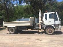 Hino Tipper/Crane Truck For Sale Mansfield Mansfield Area Preview