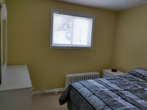 2 rooms in newly renovated duplex for rent.