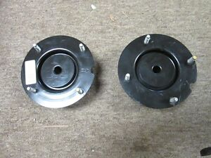 2013 FORD MUSTANG GT 500 STRUT MOUNTS.  NEW