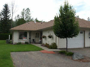 Home in Quesnel's premier senior's gated community.