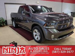 2015 Ram 1500 Sport  Nav Back Up Cam Sunroof Leather
