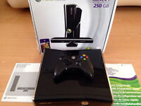 Xbox 360 in Excellent Condition + 3 Top Games of your choice. Not playstation, nintendo, xbox one