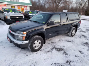 CHEVROLET COLORADO EXT CAB ** CERTIFIED $5495 *** 100% APPROVED