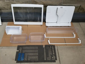 Used Parts (for Fridge Model: W8RXDGFXQ00)