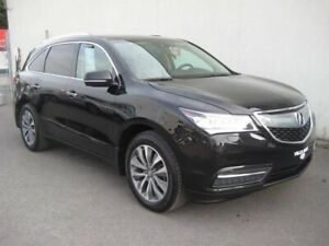 Acura MDX SH-AWD ELITE Tech Pkg 2016