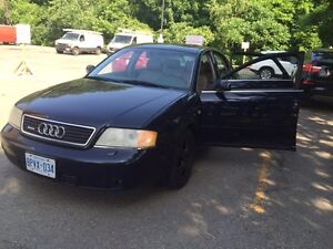 Audi A6 2000 (Functional) Part Out